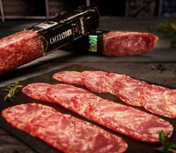 CACCIATORE (КАЧИАТОРЕ) Gremio de la Carne